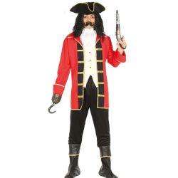 Disfraz de Capitán Pirata Tienda de disfraces online - venta disfraces