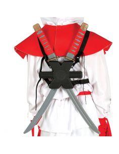 Espadas Samurai para la Espalda Tienda de disfraces online - venta disfraces