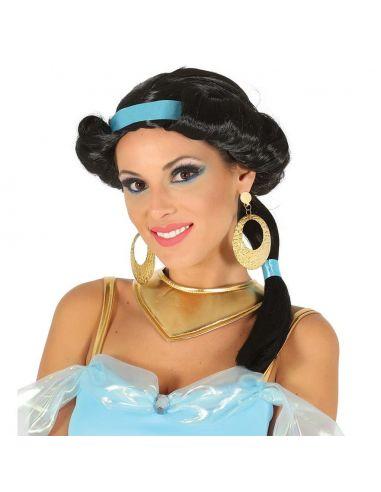 Peluca Princesa del Desierto Tienda de disfraces online - venta disfraces