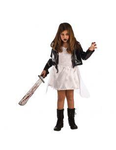 Disfraz Novia Payaso Diabólico infantil Tienda de disfraces online - venta disfraces