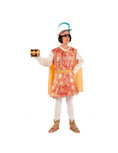 Paje Real Melchor adulto Tienda de disfraces online - venta disfraces