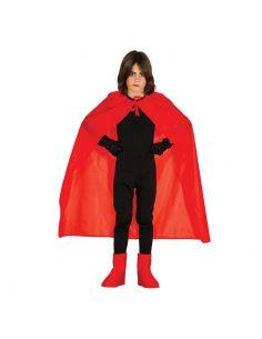 Capa Roja para infantil Tienda de disfraces online - venta disfraces