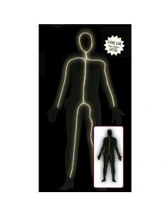Disfraz Man Black Light adulto Tienda de disfraces online - venta disfraces
