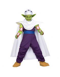 Disfraz Dragon Ball Yo quiero ser Piccolo infantil Tienda de disfraces online - venta disfraces