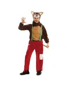 Disfraz de Lobo para infantil Tienda de disfraces online - venta disfraces