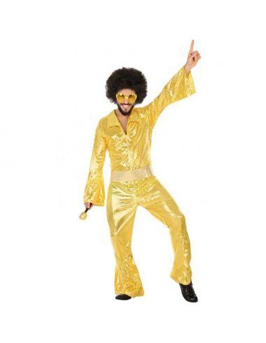 Disfraz Disco Dorado hombre Tienda de disfraces online - venta disfraces