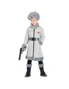 Disfraz Espía Ruso niño Tienda de disfraces online - venta disfraces