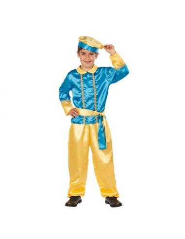 Disfraz de Paje Rojo infantil Tienda de disfraces online - venta disfraces