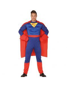 Disfraz Superhéroe Musculoso adulto Tienda de disfraces online - venta disfraces