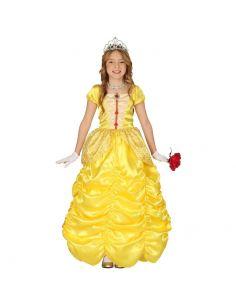 Disfraz Princesa Amarilla infantil Tienda de disfraces online - venta disfraces