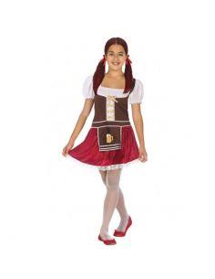 Disfraz Alemana niña Tienda de disfraces online - venta disfraces