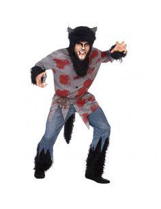 Disfraz Lobo Sangriento Adulto Tienda de disfraces online - venta disfraces