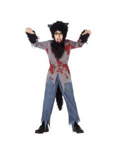Disfraz Lobo Sangriento Infantil Tienda de disfraces online - venta disfraces