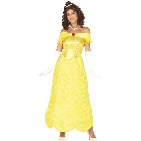 Disfraz Princesa Bella del sol dorado Tienda de disfraces online - venta disfraces