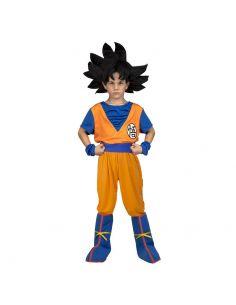 Yo quiero ser Goku infantil Tienda de disfraces online - venta disfraces
