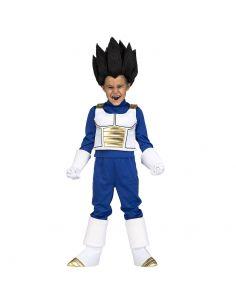 Yo quiero ser Vegeta infantil Tienda de disfraces online - venta disfraces
