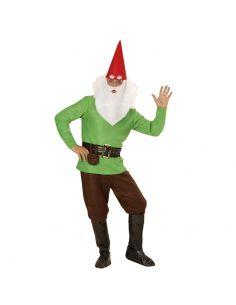 Disfraz Enanito Verde adulto Tienda de disfraces online - venta disfraces