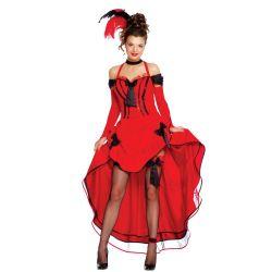 Disfraz de Can Can Mujer Tienda de disfraces online - venta disfraces