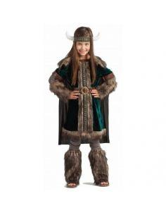 Disfraz Guerrera Vikinga para Niña Tienda de disfraces online - venta disfraces