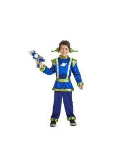 Disfraz Marciano Extraterrestre niño Tienda de disfraces online - venta disfraces