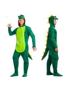 Disfraz Dino Verde para Adultos Tienda de disfraces online - venta disfraces