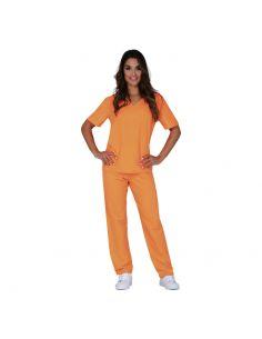 Disfraz de Convicta para mujer Tienda de disfraces online - venta disfraces