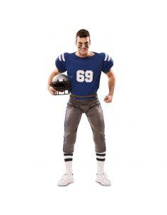 Disfraz de Jugador de futbol Americano adulto Tienda de disfraces online - venta disfraces