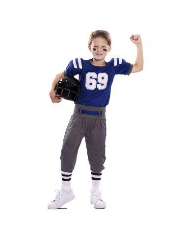Disfraz De Jugador De Futbol Americano Infantil Tienda De Disfra