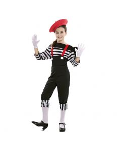 Disfraz de Mimo niña infantil Tienda de disfraces online - venta disfraces