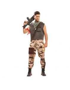 Disfraz de Soldado de Combate adulto Tienda de disfraces online - venta disfraces