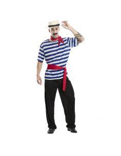 Disfraz de Gondolero para adulto Tienda de disfraces online - venta disfraces