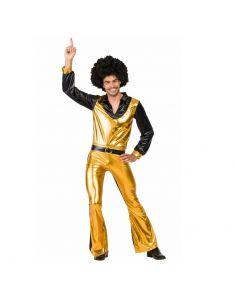 Disfraz Disco Chico Dorado Tienda de disfraces online - venta disfraces