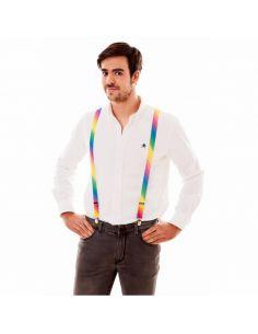 Tirantes Arco Iris Tienda de disfraces online - venta disfraces