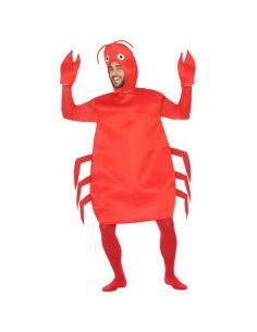 Disfraz de Cangrejo adulto Tienda de disfraces online - venta disfraces