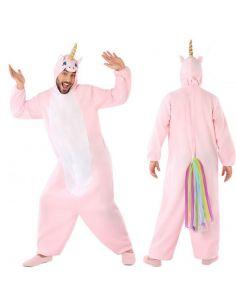 Disfraz de Unicornio Rosa adulto Tienda de disfraces online - venta disfraces