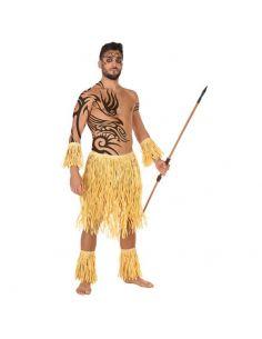 Disfraz Set Zulu adulto Tienda de disfraces online - venta disfraces