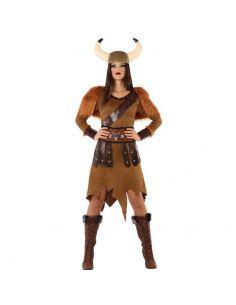 Disfraz de Vikingo para mujer Tienda de disfraces online - venta disfraces