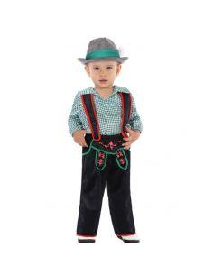 Disfraz de Alemán bebe Tienda de disfraces online - venta disfraces
