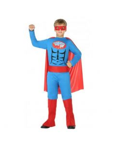 Disfraz Héroe Comic Azul para niño Tienda de disfraces online - venta disfraces