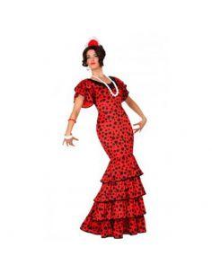 Disfraz de Flamenca para mujer Tienda de disfraces online - venta disfraces