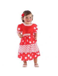 Disfraz de Flamenca para bebe Tienda de disfraces online - venta disfraces