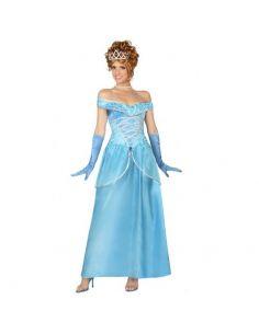 Disfraz Princesa Azul para mujer Tienda de disfraces online - venta disfraces