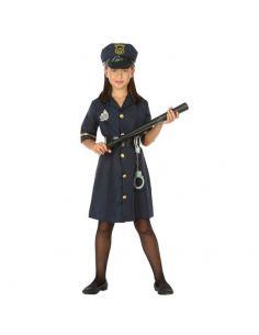 Disfraz Policía niña Tienda de disfraces online - venta disfraces