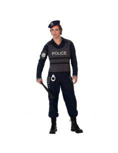 Disfraz Policía chaleco Antibalas Tienda de disfraces online - venta disfraces