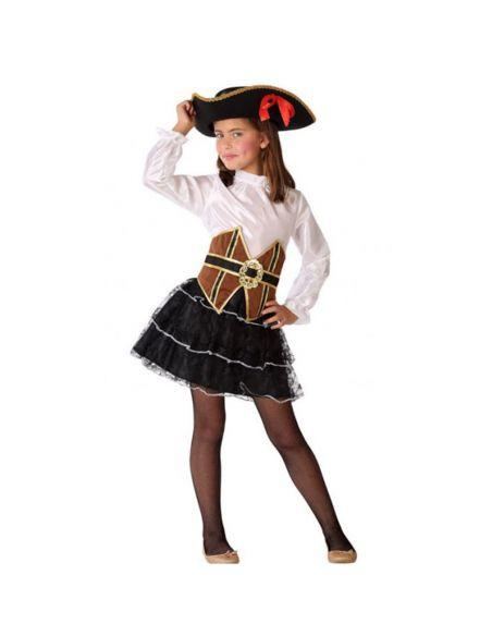 Disfraz de Pirata niña Tienda de disfraces online - venta disfraces