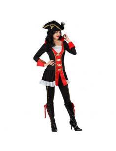 Disfraz Capitana Pirata mujer Tienda de disfraces online - venta disfraces