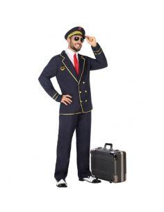 Disfraz de Piloto para hombre Tienda de disfraces online - venta disfraces