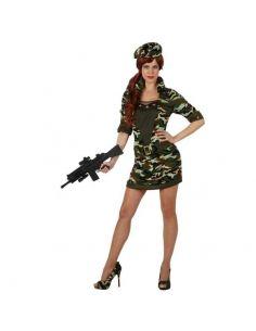 Disfraz de Camuflaje para mujer Tienda de disfraces online - venta disfraces