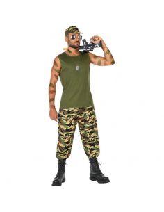 Disfraz Militar para hombre Tienda de disfraces online - venta disfraces