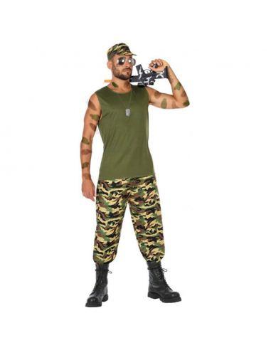 Disfraz Militar Para Hombre Tienda De Disfraces Online Envios